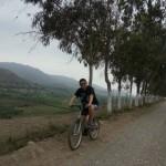 Bicicleteando por Azpitia