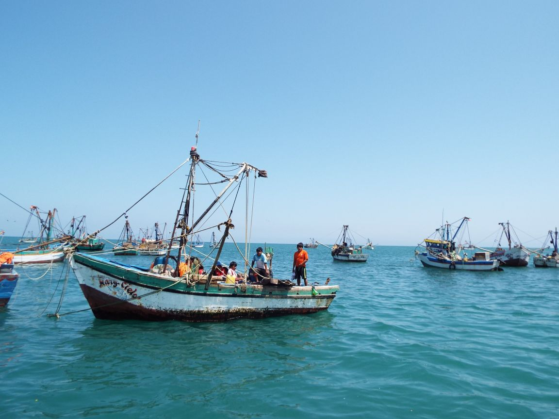 Viajes largos: De Lima a Vichayito